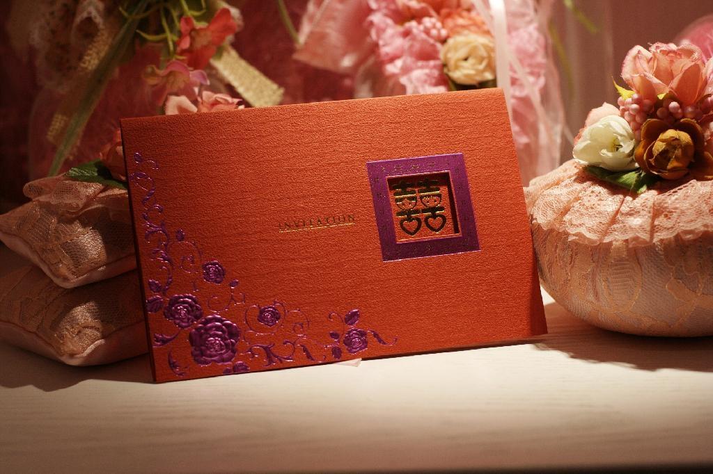 Wide varieties Christmas card wedding card 2