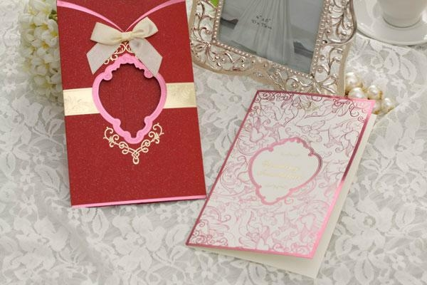Wedding Invitation Stationery  3