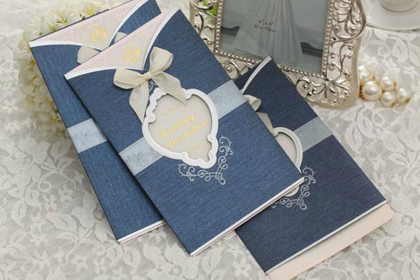 Wedding Invitation Stationery  4