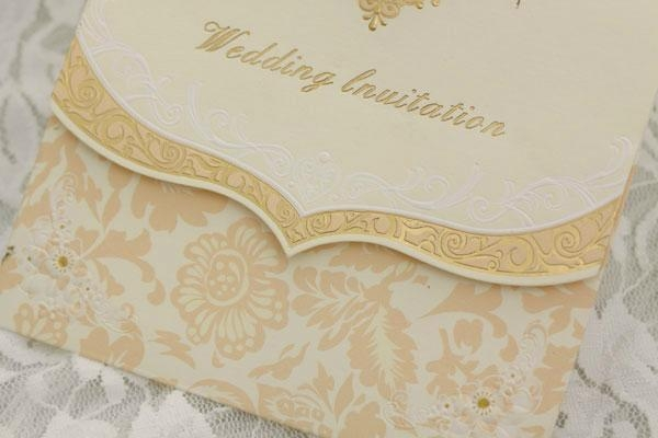 Europe classic wedding cards,Invitation Cards with Envelope 5