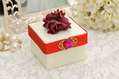 Candy Box with flowers