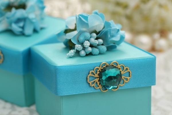 Delicate Candy Box for wedding  2