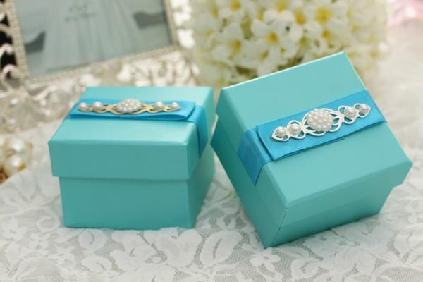 Delicate Candy Box for wedding  4