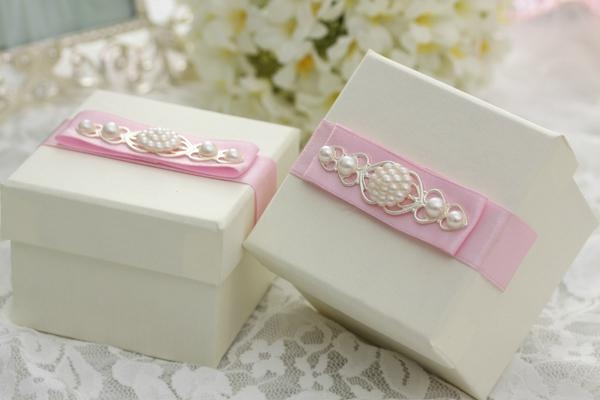 Delicate Candy Box for wedding  5