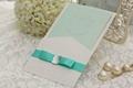 Customizable Elegant Wedding Invitation card with DHL shipping  4