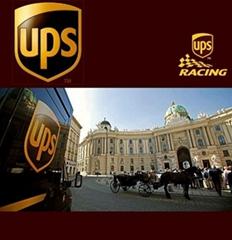 UPS美国