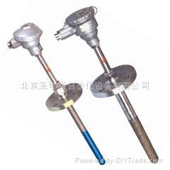Pt100铠装热电阻