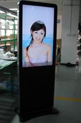 创视纪iPhone款立式42寸液晶广告机