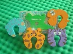 供應EVA卡通玩具門卡
