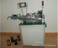 Hana-A全自動環型變壓器磁環繞線機