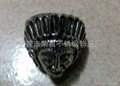 不锈钢复古戒指