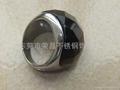 不锈钢滴胶戒指 2