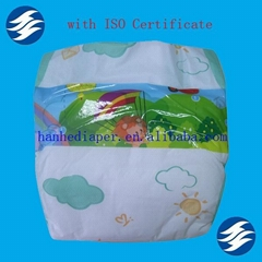 Economical PE Tapes Baby Diaper