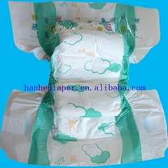 OEM Soft Baby Diaper Manufactures in China