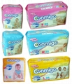 OEM Soft Baby Diaper Manufactures in China 5