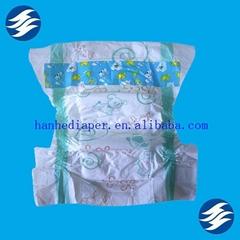 OEM Soft Dry Surface Leak Guard Baby Diaper