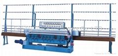 9 motor glass beveling machine