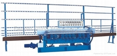 glass straight line beveling machine for small flat glass
