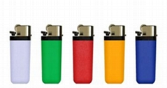 Plastic gas lighter
