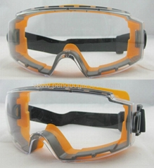 New Safety glasses with CE EN166 and ANSI Z87.1