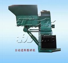 自動進料鍘草粉碎機,玉米秸稈粉碎機,稻草粉碎機 16