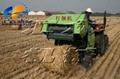 山東匯眾全自動小麥秸稈打捆機