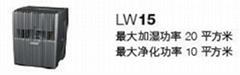 文塔空氣清洗器 LW 15