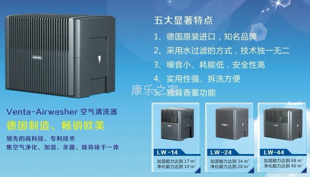 文塔空氣清洗器 LW 15 2