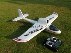 EPO RC airplane-4CH, brushless motor,beginners plane