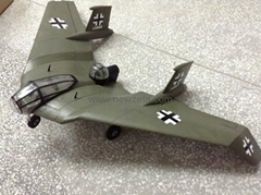 Horten BV-38 Scale model EPO airplane model