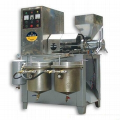 Olive Screw Oil Pressing Machine