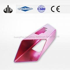 Machining Fabricated Aluminum Profiles