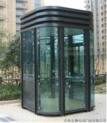 供應杭州KL鋼結構槽鋼崗亭