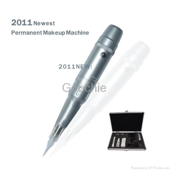 Permanent Make Up Tattoo Machine Zx 001 Goochie China Other