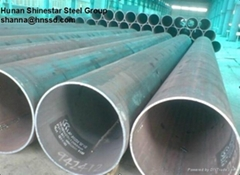 API 5L GR.B LSAW STEEL PIPE  shanna(at)hnssd(dot)com