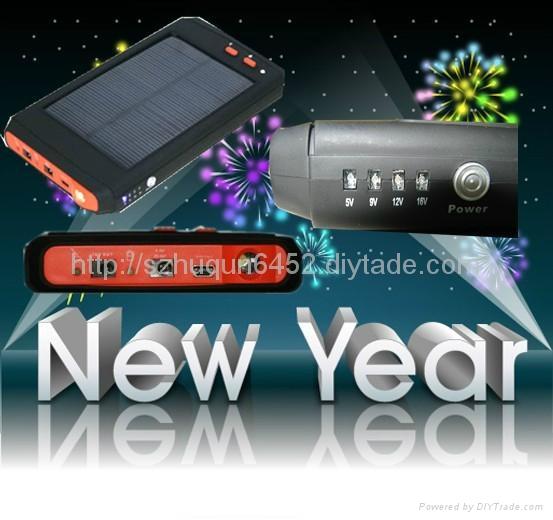 太陽能充電器 1