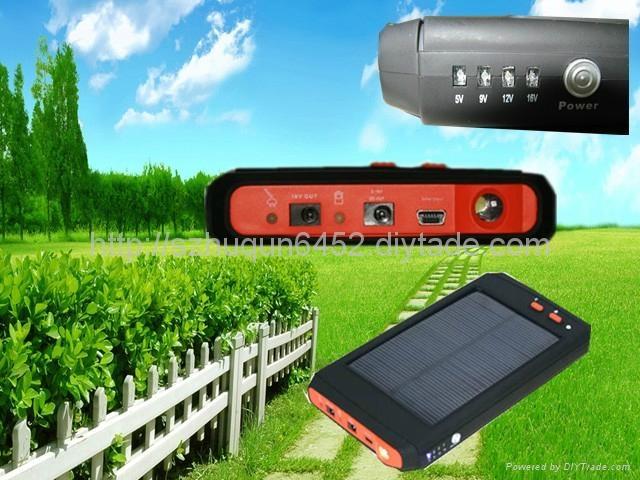 太陽能充電器 2