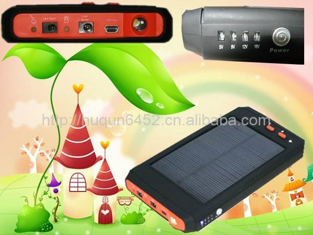 太陽能充電器 4