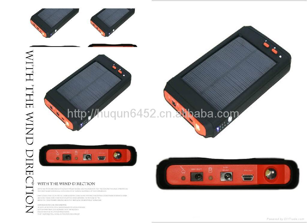 太陽能充電器 5