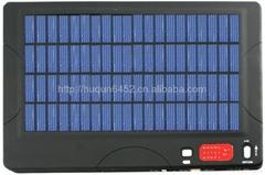 笔记本手机电池专用太阳能充电器