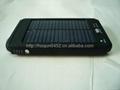 太陽能電腦手機充電器支持iph
