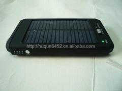 太陽能電腦手機充電器支持iphone ipad bd104L