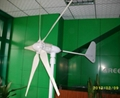 600w Household wind power generator turbine city swallow 12v/24v