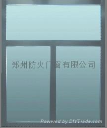 鄭州防火門窗專業定做 2