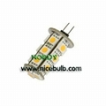 LED G4 Light 13SMD5050 2.5W corn light back-pins cabinet bulb 2