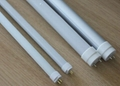 T8 led tube 18W 1200mm with aluminum and milky cover 3 years warranty 2