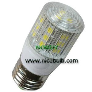 Mini LED Corn Lamp E27 B22 3.8W 24PCS 5050SMD corn bulb with cover 2