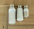 7W led corn light 41pcs 5050SMD with milky cover beautiful look 5