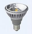 15W Cree Led GU10 PAR spot light for shop 2