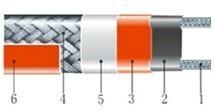 供应华诚智能油田热力采油加热电缆系统